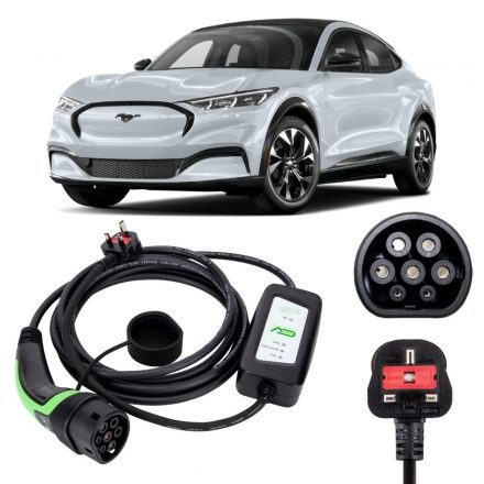 Ford Mustang Mach-E Charging Cable