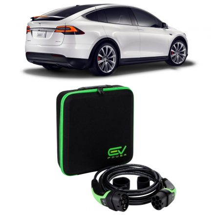 Tesla Model X Charging Cable