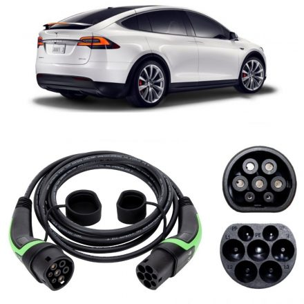 Tesla Model X Charging Cables