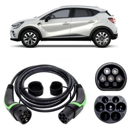 Renault Captur Charging Cable