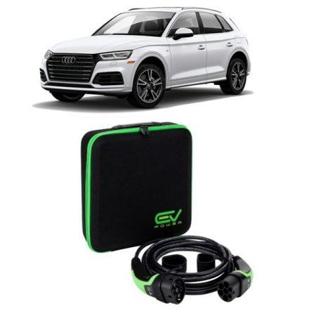 Audi Q5 TFSI e Charging Cable