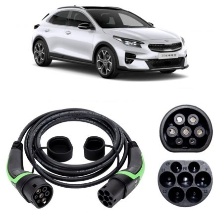 Kia Xceed Charging Cable