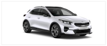 Kia Xceed Charging Cables