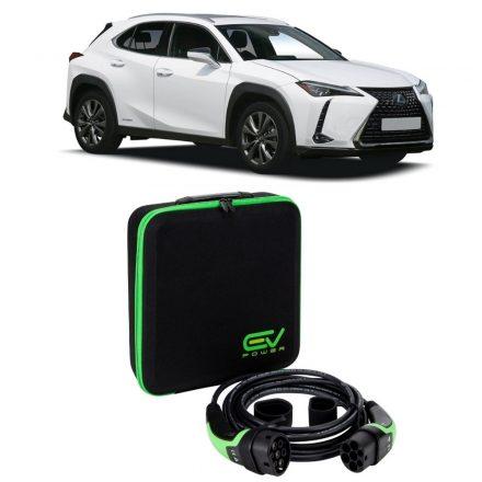 Lexus UX 300e Charging Cable