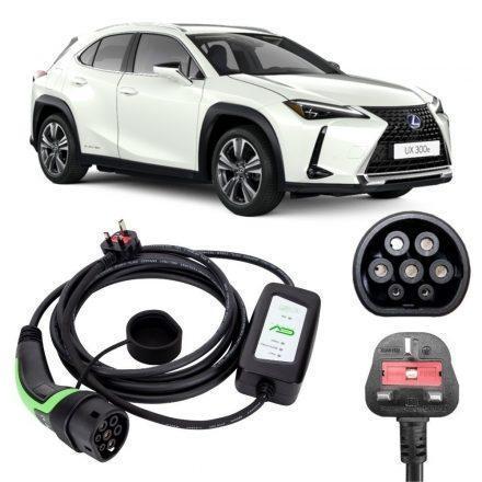 Lexus UX300e Charging Cable