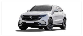 Mercedes EQC Charging Cables
