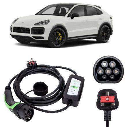 Porsche Cayenne E Charging Cable