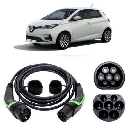 Renault Zoe Charging Cable
