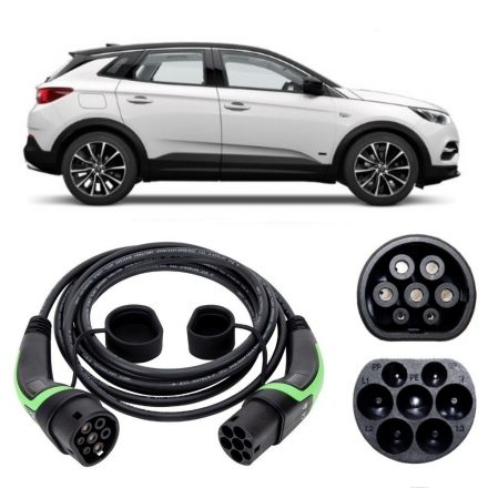 Vauxhall Mokka-e Charging Cable