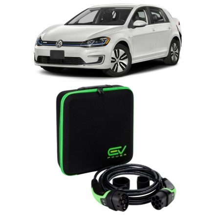Volkswagen e-Golf Charging Cable