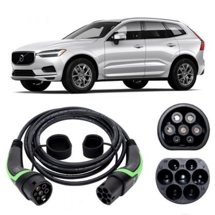 Volvo XC60 EV Charging Cable