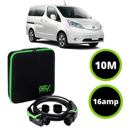 10M - 16amp - Nissan e-NV200 Charging Cable