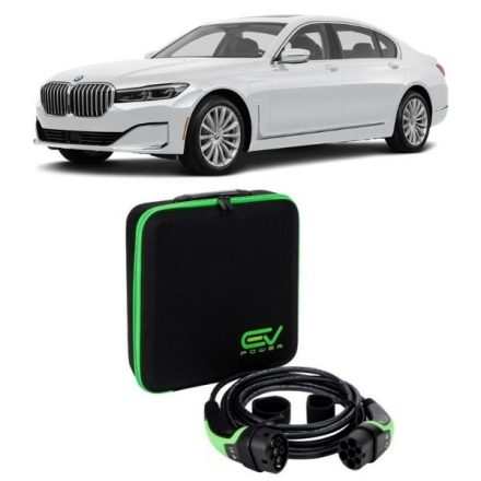BMW 745e Charging Cable