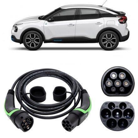 Citroen e-C4 Charging Cable