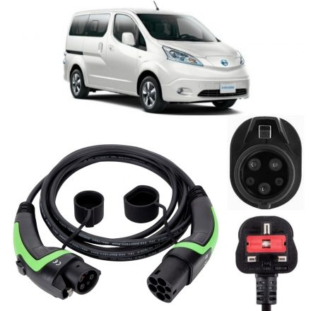 Nissan e-NV200 Combi Van Charging Cable