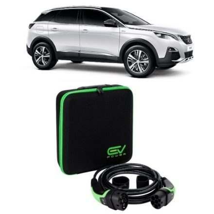 Peugeot 3008 Charging Cable