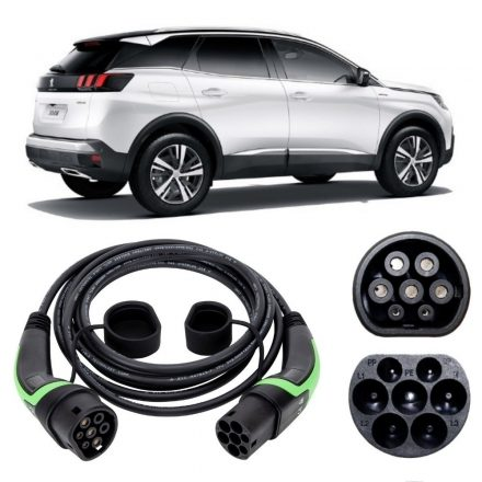 Peugeot 3008 Hybrid Charging Cable