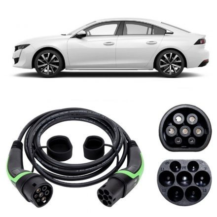 Peugeot 503 Hybrid Charging Cable