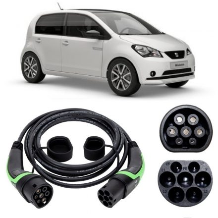 Seat Mii EV Charging Cable