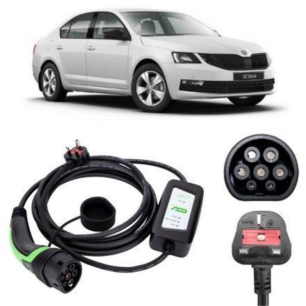 Skoda Octavia iV EV Charging Cable