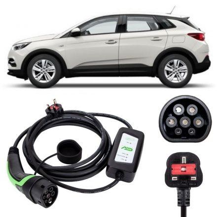 Vauxhall Grandland X Hybrid Charging Cable