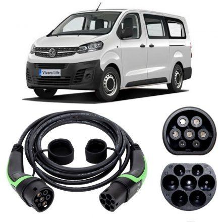 Vauxhall Vivaro-e Van Charging Cable