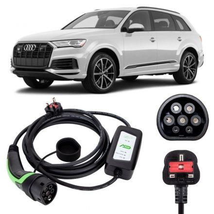 Audi Q7 e-Tron EV Charging Cable