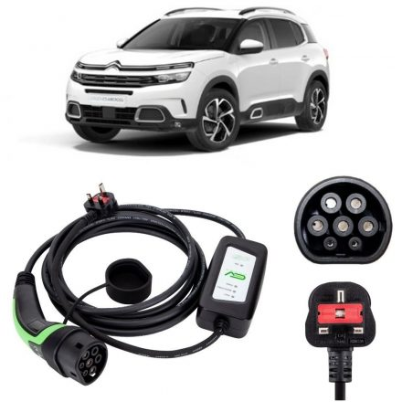 Citroen C5 Aircross Charging Cable