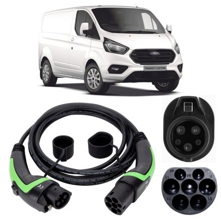 Ford Transit Charging Cable