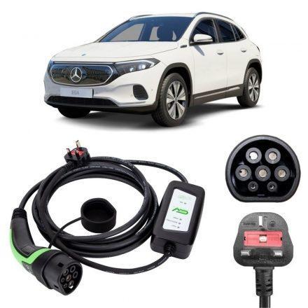 Mercedes EQA EV Charging Cable