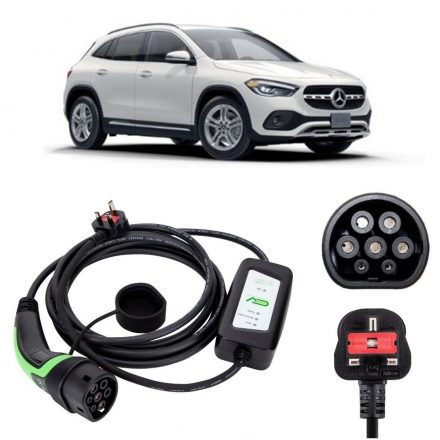 Mercedes GLA Charging Cable