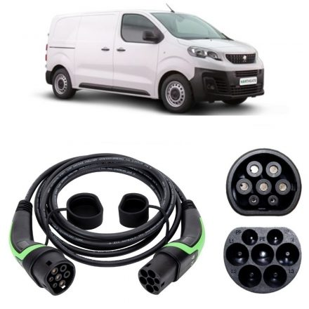 Peugeot e-Expert Charging Cable