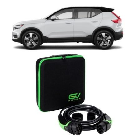 Volvo C40 Charging Cable