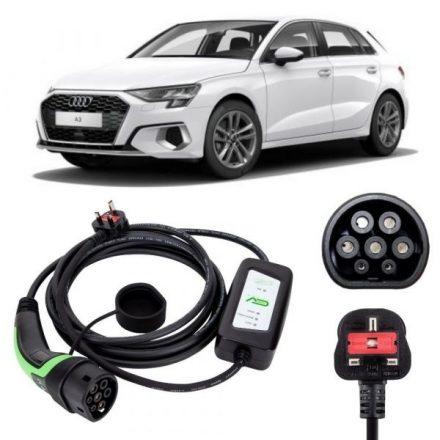 Audi A3 e-Tron/Audi TFSI e EV Charging Cables