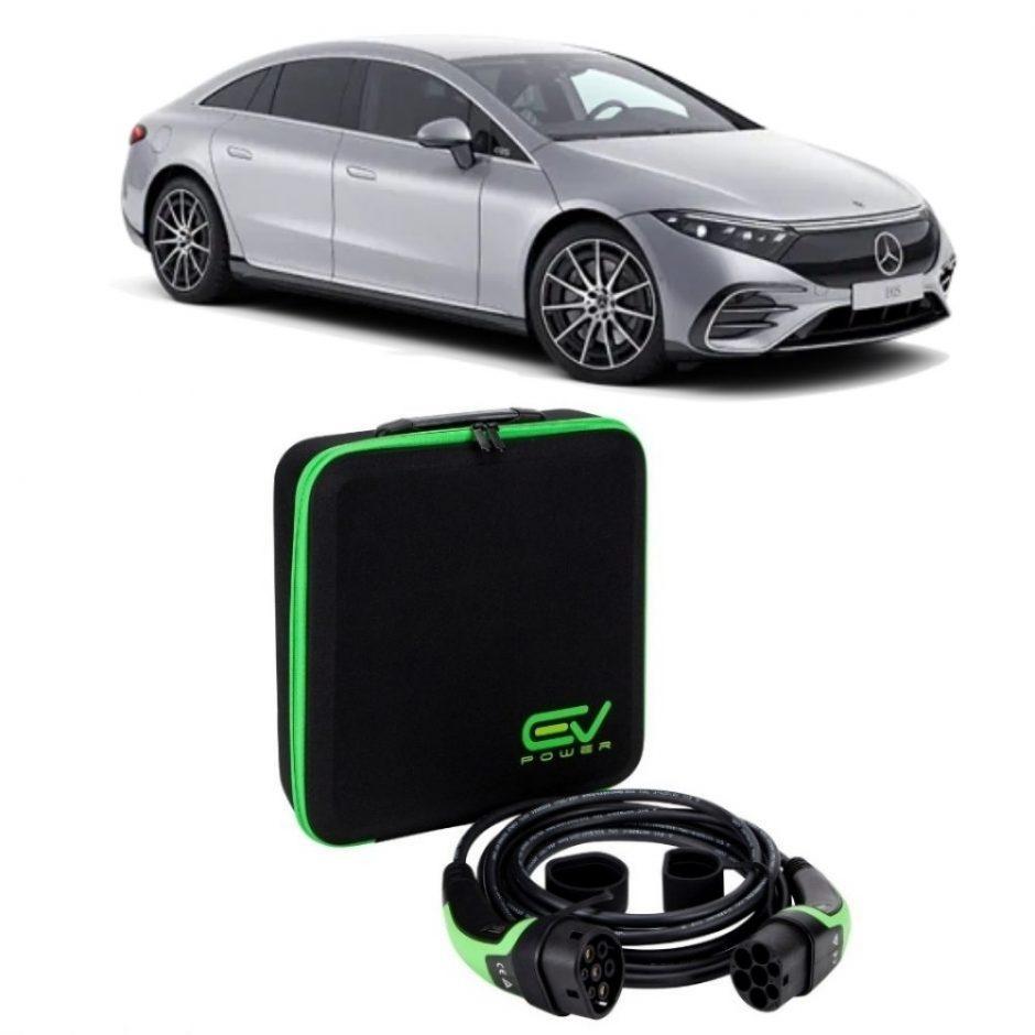 Mercedes EQS Charging Cable