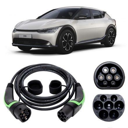 Kia EV6 Charging Cable Type 2 to Type 2